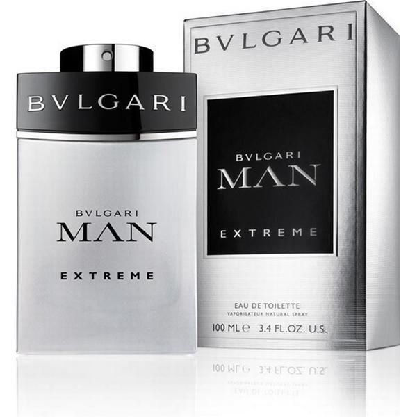 3cfad5565c2aa Bvlgari Man Extreme EdT 100ml - Compare Prices - PriceRunner UK