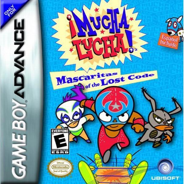 Mucha Lucha - Mascaritas Of The Lost Code