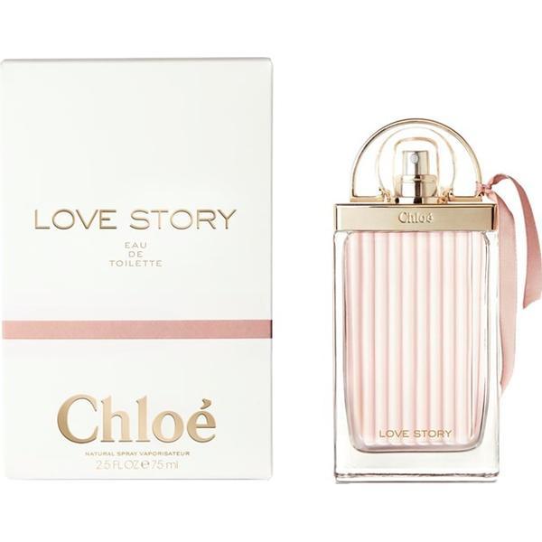 8014e94c81c Chloé Love Story EdT 75ml - Compare Prices - PriceRunner UK