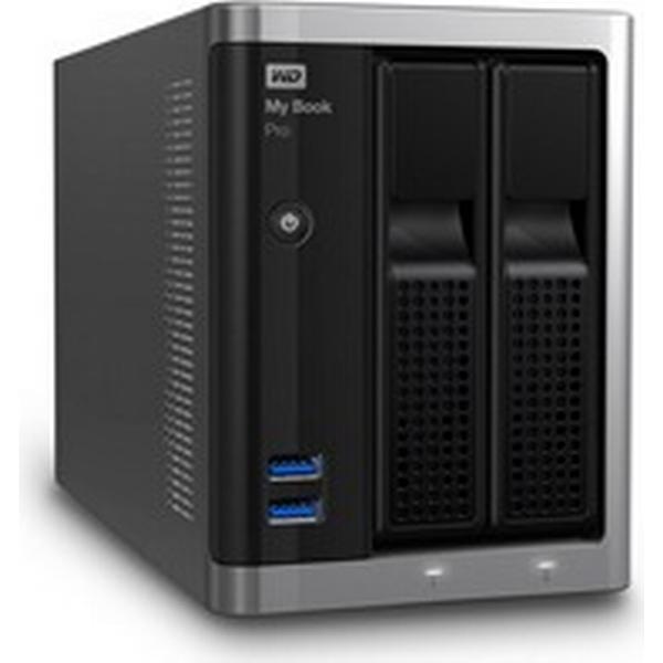 Western Digital My Book Pro 16TB USB 3.0