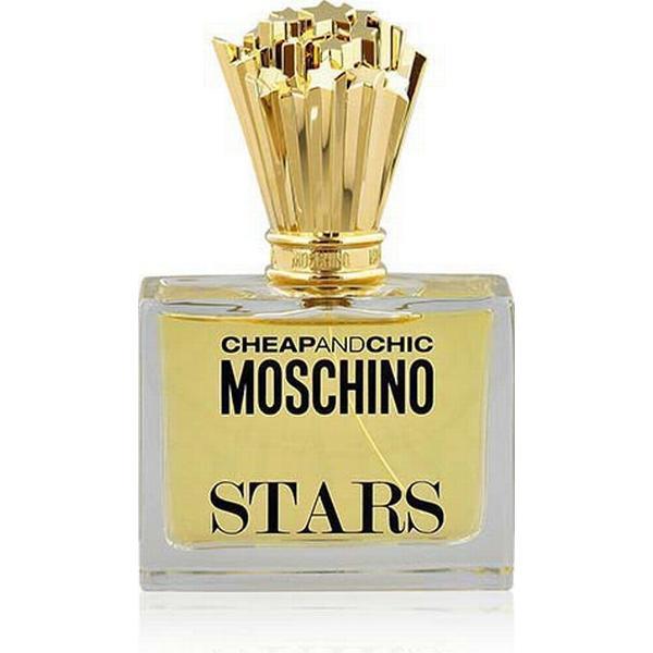 Moschino Cheap And Chic Stars Edp 50ml Compare Prices Pricerunner Uk