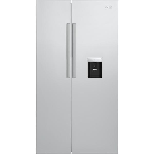 Beko GN163822S Silver