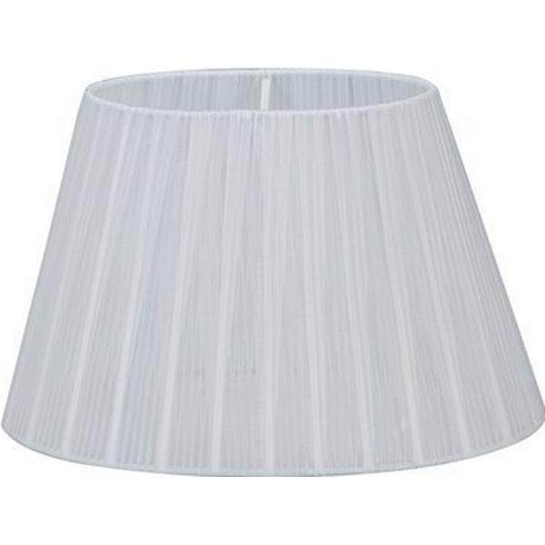 Oriva Oval Organza 22cm Lampskärm