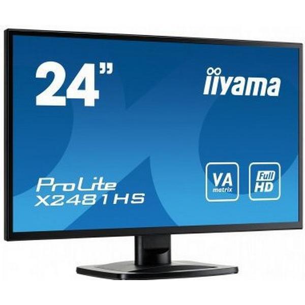 "Iiyama ProLite XB2481HS-B1 23.6"""