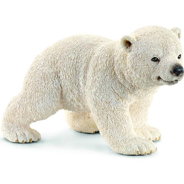 Schleich Polar bear cub walking 14708