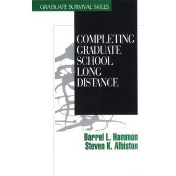 Completing Graduate School Long Distance (Pocket, 1997)