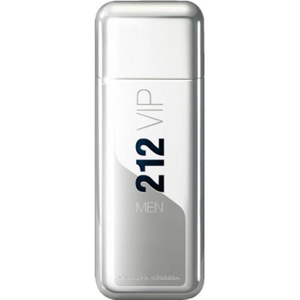 2e7566db0e Carolina Herrera 212 VIP Men EdT 200ml - Compare Prices - PriceRunner UK