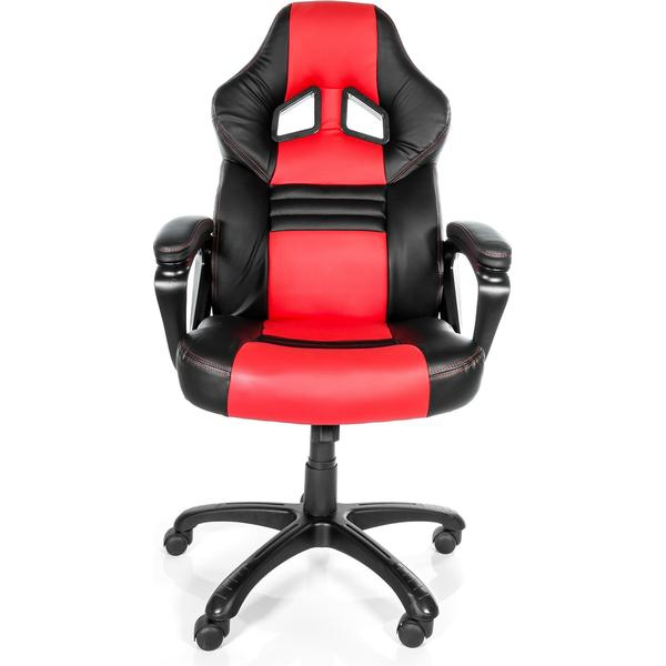 Arozzi Monza Gaming Chair - Black/Red
