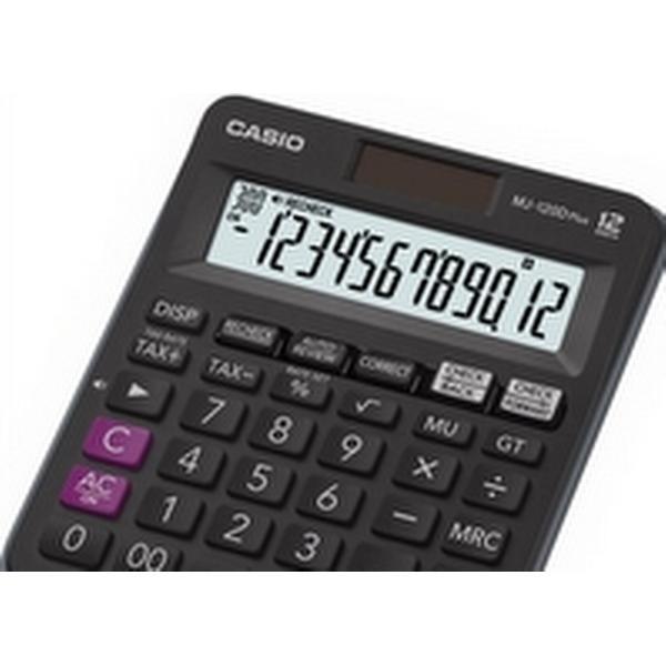 Casio MJ 120D Plus