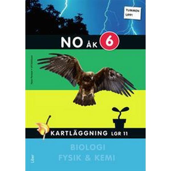 Tummen upp! NO kartläggning åk 6 (Häftad, 2013)