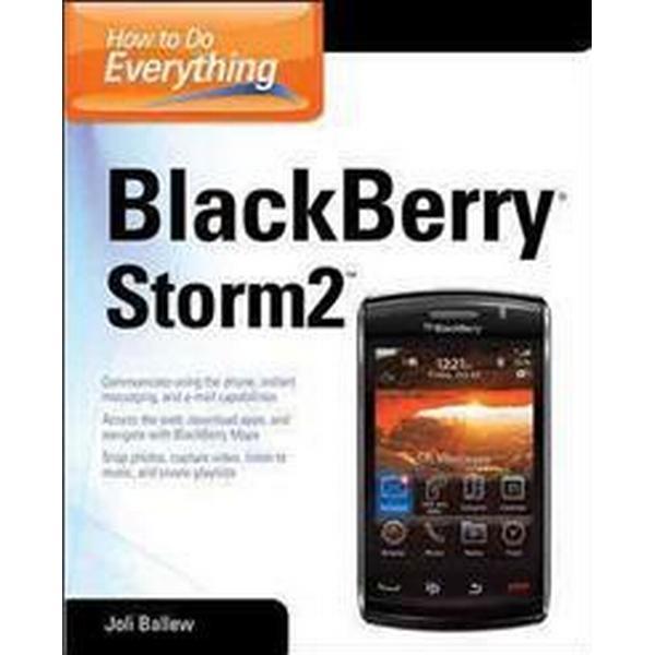 How to Do Everything BlackBerry Storm2 (Häftad, 2010)