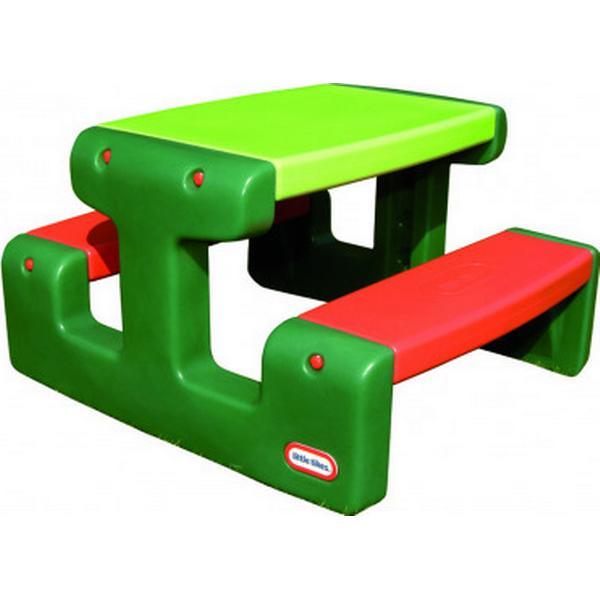 Little Tikes Junior Picnic Table Bordbænk