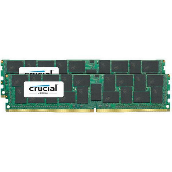Crucial DDR4 2400MHz 2x32GB ECC Reg (CT2K32G4LFQ424A)