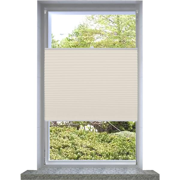 vidaXL Pleated Blind 110x125 (240646)