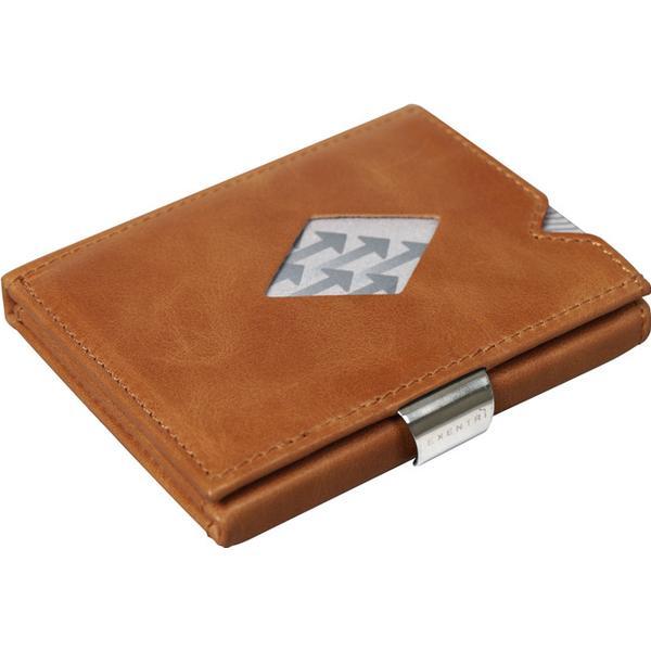 Exentri Leather Wallet - Cognac (EX D 315)