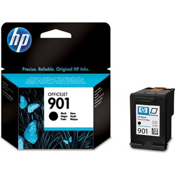 HP (CC653AE) Original Bläckpatron Svart 11 ml