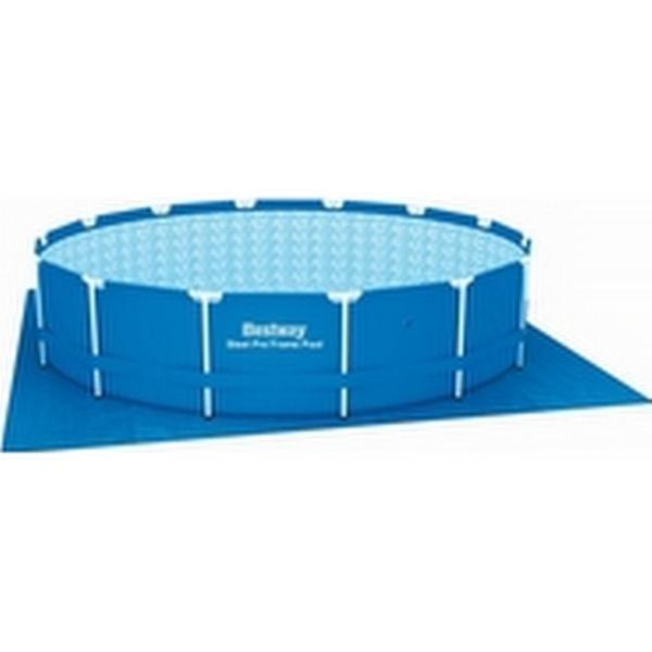 Bestway Pool Bunddækken 4.88x4.88m