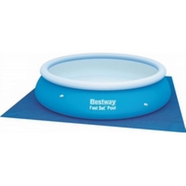 Bestway Pool Bunddækken 3.35x3.35m