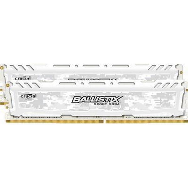 Crucial Ballistix Sport DDR4 2400MHz 2x8GB (BLS2C8G4D240FSC)