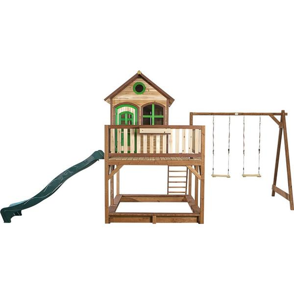 Axi Liam Playhouse with Double Swing