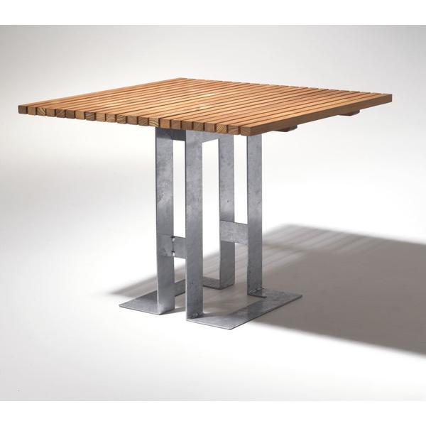 SMD Design Paus 80x80cm Cafébord
