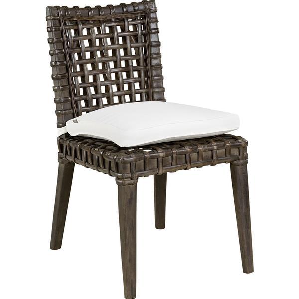 Artwood Aspen Armløs stol