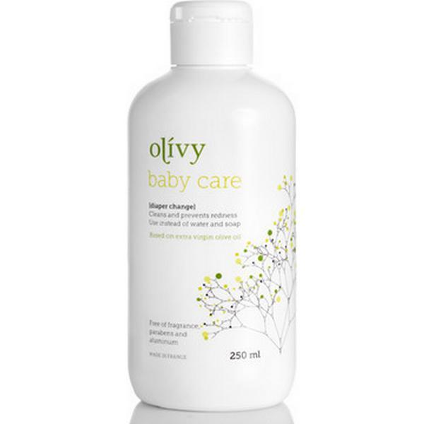 Olivy Baby Care til bleskift 250ml