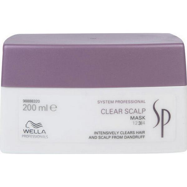 Wella System Professional Clear Scalp Mask 200ml