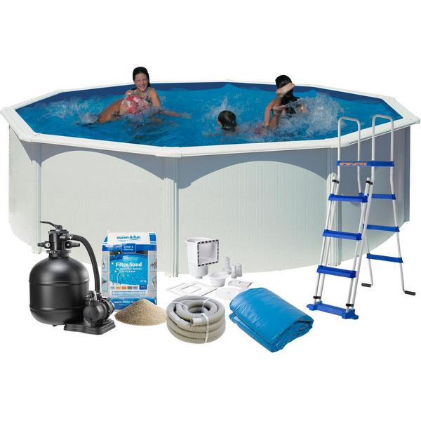Swim & Fun Octagon Pool Package 2002A