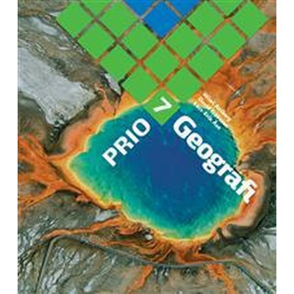 PRIO Geografi Grundbok 7 (Häftad, 2011)
