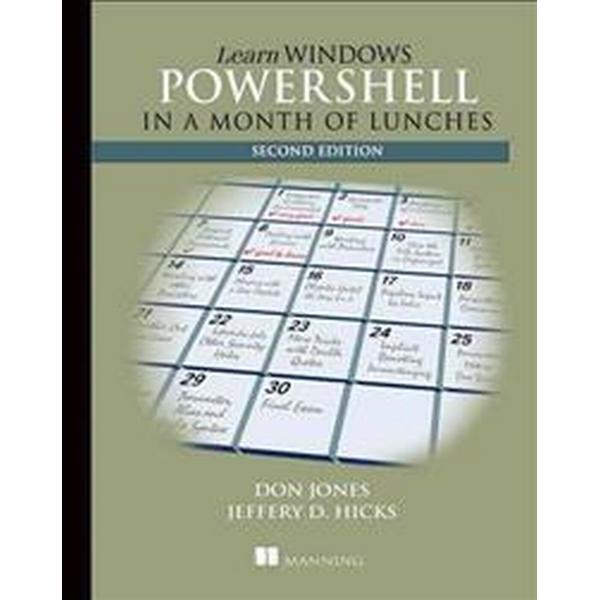 Learn Windows PowerShell 3 in a Month of Lunches (Pocket, 2012)