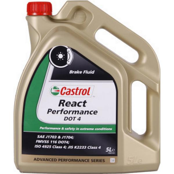 Castrol React Performance DOT 4 Brake Fluid