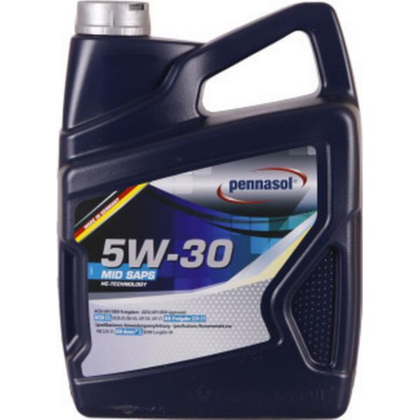 Pennasol Mid Saps 5W-30 Motorolie