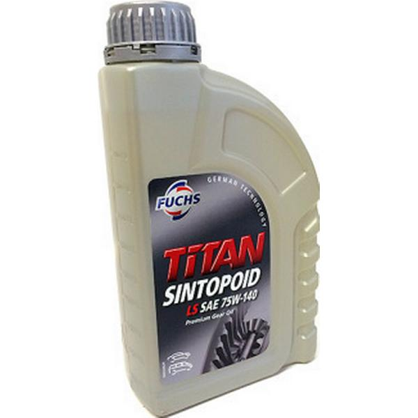 Fuchs Titan Sintopoid LS 75W-140 Transmission Oil