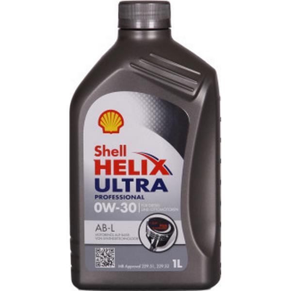 Shell Helix Ultra Professional AB-L 0W-30 Motor Oil