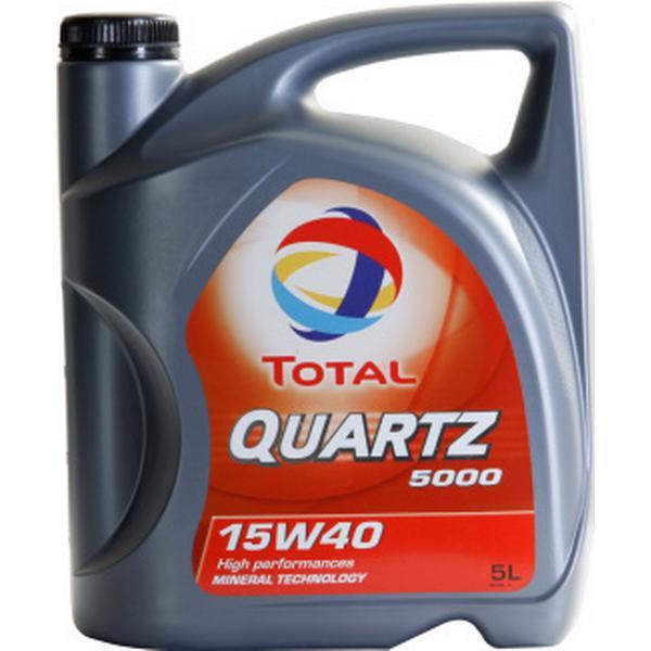 Total Quartz 5000 15W-40 Motor Oil