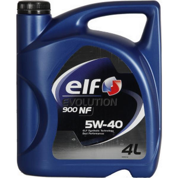 Elf Evolution 900 NF 5W-40 Motor Oil