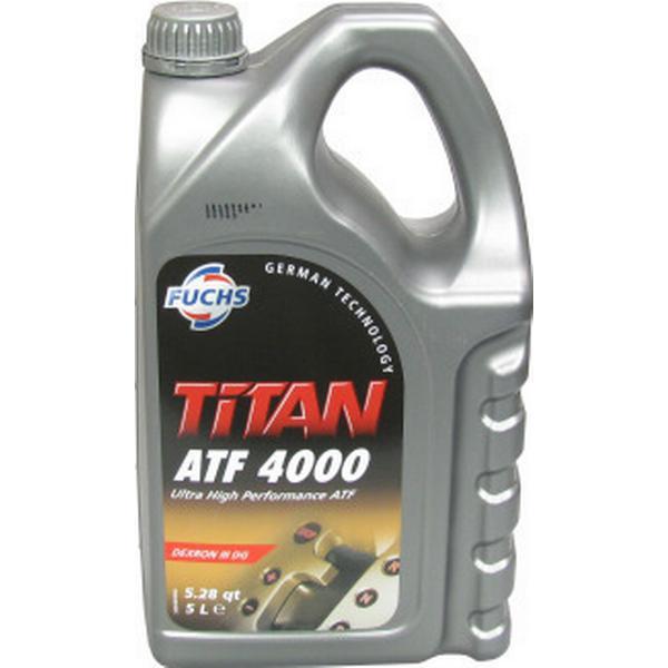 Fuchs Titan ATF 4000 Dexron III Automatic Transmission Oil