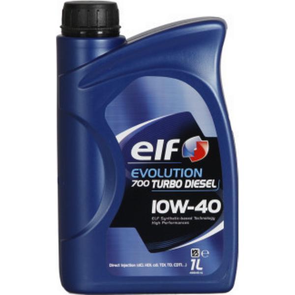 Elf Evolution 700 Turbo Diesel 10W-40 Motor Oil