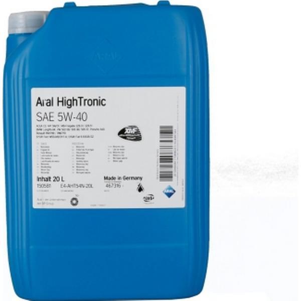 Aral HighTronic 5W-40 Motorolie