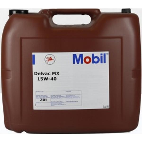 Mobil Delvac MX 15W-40 Motor Oil