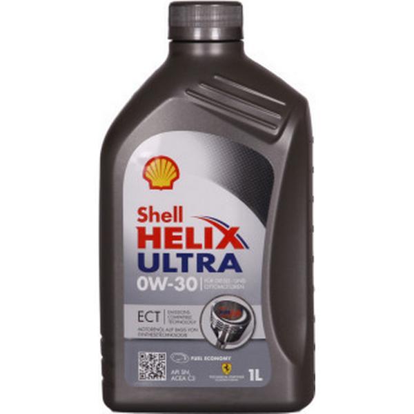 Shell Helix Ultra ECT 0W-30 Motorolie