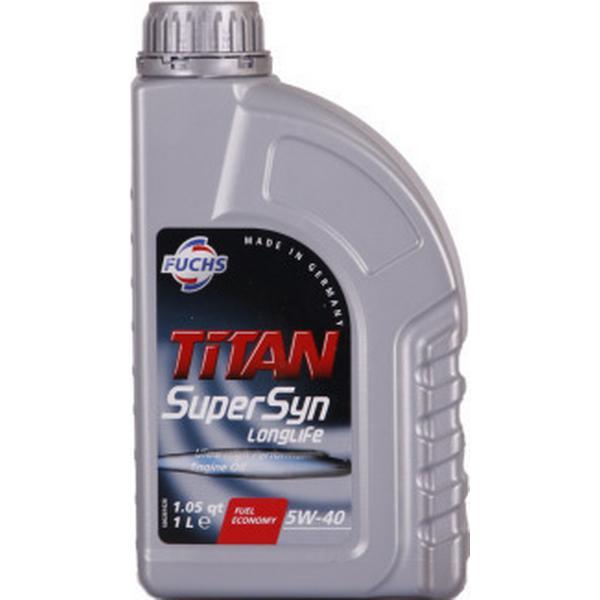 Fuchs Titan Supersyn Longlife 5W-40 Motor Oil