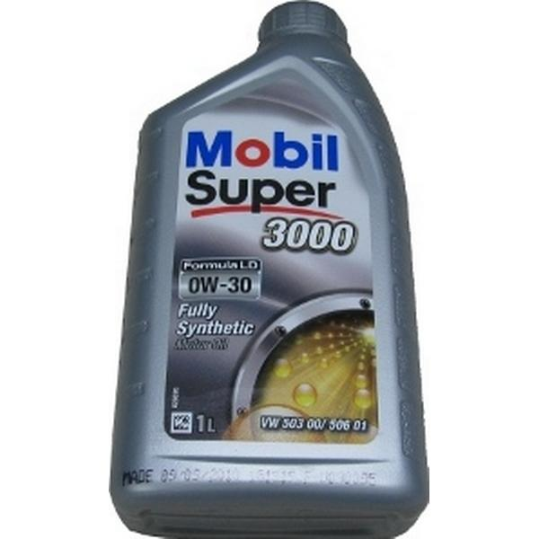 Mobil Super 3000 Formula LD 0W-30 Motorolie