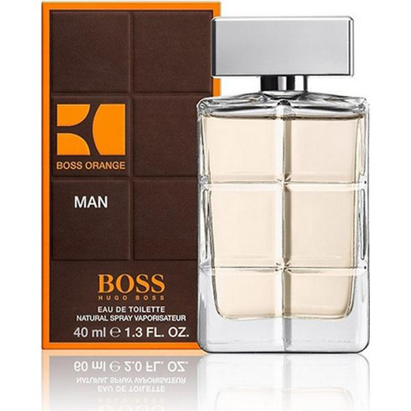 Hugo Boss Boss Orange Man Edt 40ml Compare Prices Pricerunner Uk