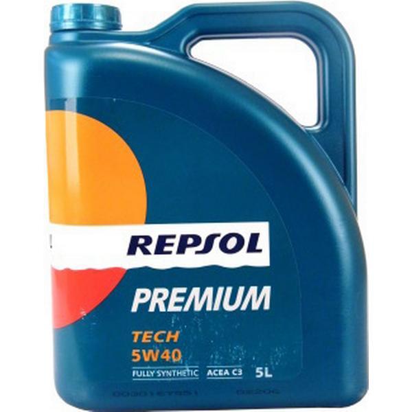 Repsol Premium Tech 5W-40 Motorolie