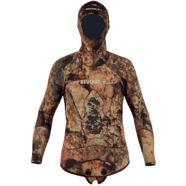 Beuchat Rocksea Competition Full Sleeves with Hood Jacket 5mm M
