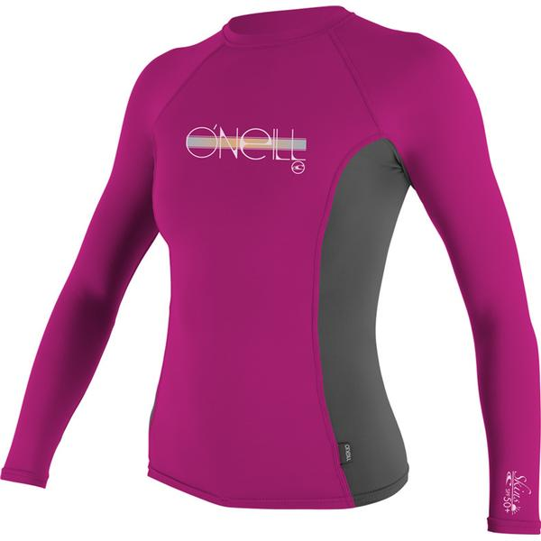 O'Neill Skins Crew Long Sleeves Top Girls