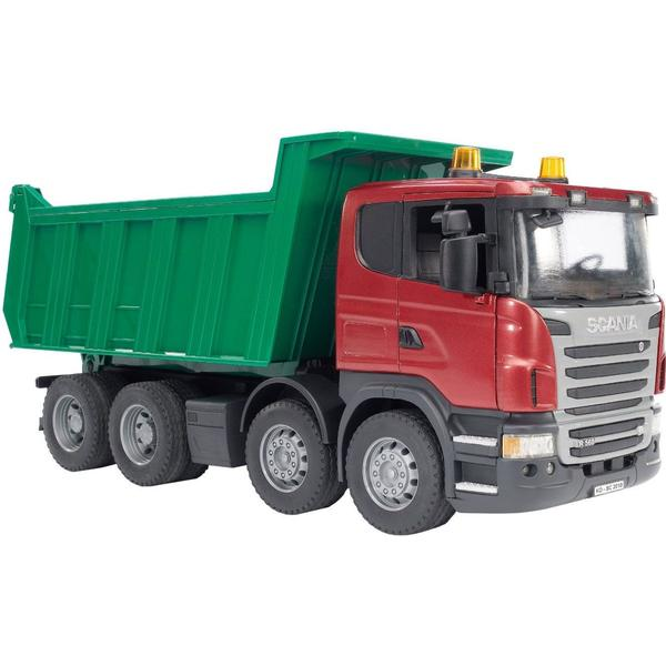Bruder Scania R-Series Tipper Truck 3550