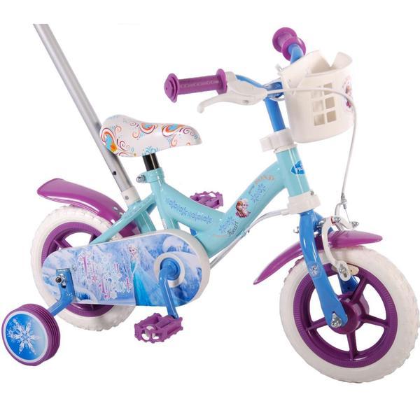 "Volare Disney Frozen Girls Bicycle 10"""